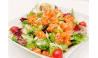 E6 Salade saumon avocat