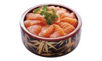 N4 Chirashi saumon