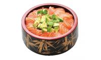 N7 Chirashi saumon avocat