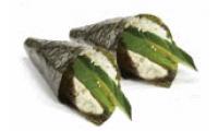 TM6 Avocat concombre (végétarien)
